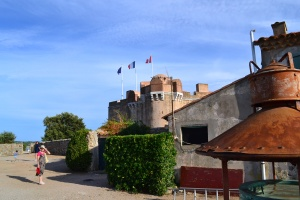 La citadelle de Saint-Tropez
