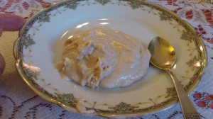 Tiramisu-mousse de marron Mont Aygual