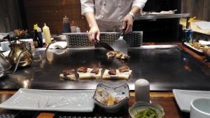 Restaurent style Teppanyaki