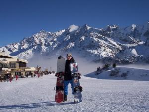 Station Val d'Isère