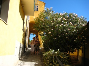 Village de Cervo (Italie)