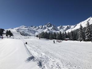 Domaine skiable de Courchevel