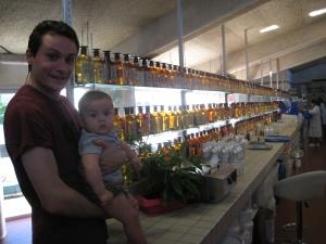 Parfumerie Galimard à Grasse